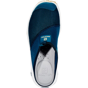 Salomon RX Slide 4.0 Zapatillas Hombre, poseidon/navy blazer/taos taupe